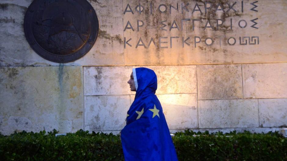 Griechenland ist im Ausnahmezustand