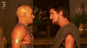 "Videfilmkritik ""Exodus"": Mann, Moses!"
