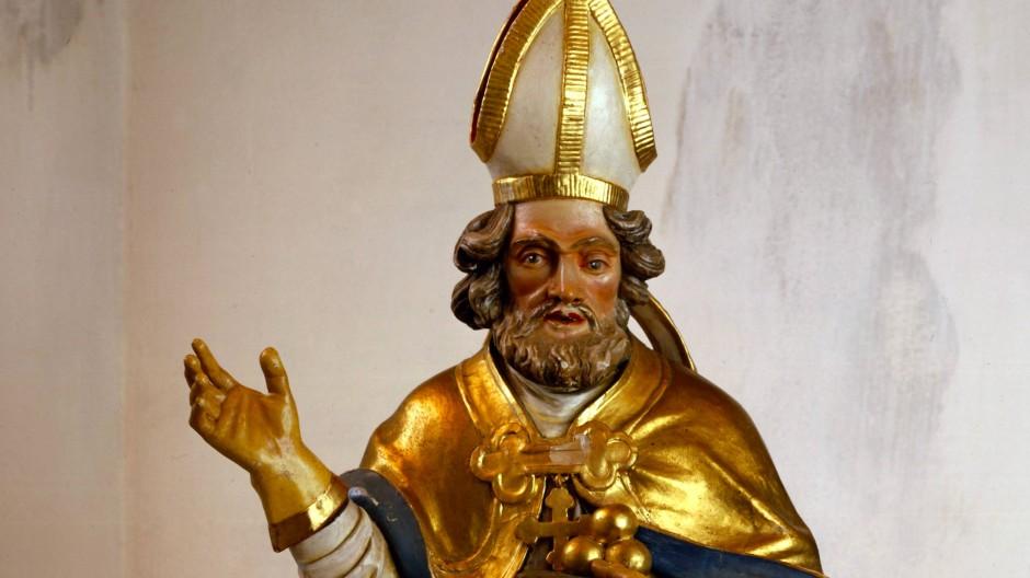 Sankt Nikolaus Von Myra Der Unkenntliche Heilige