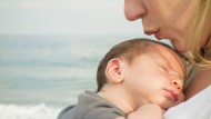 Nur elf Prozent der Mütter im Westen arbeiten Vollzeit