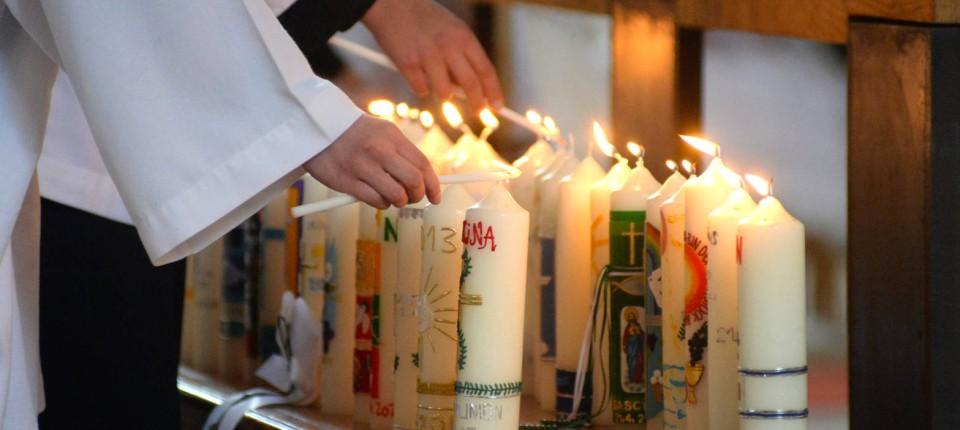 Warum Wir Erstkommunion Und Konfirmation Feiern