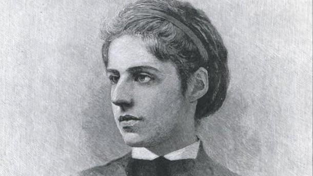 """Emma Lazarus: """"Der neue Koloss"""""""