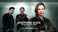 Josephine Klick - Allein unter Cops (Staffel 2)
