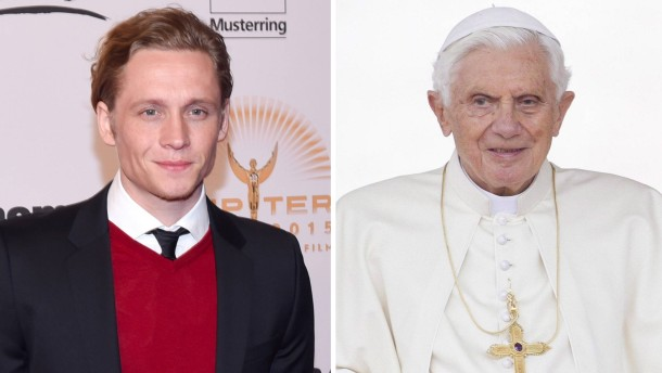 Ratzingers Leben wird verfilmt