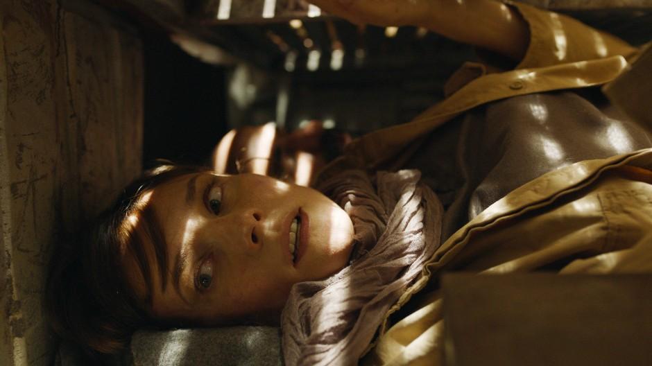 """Diane Kruger als Ex-Mossad Agentin Rachel in einer Szene des Films """"Die Agentin"""": Der Film brilliert – solange er bei ihr bleibt."""