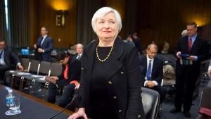 Janet Yellen rückt an die Spitze der Fed vor