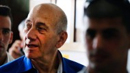 Sechs Jahr Haft für ehemaligen israelischen Ministerpräsident Olmert