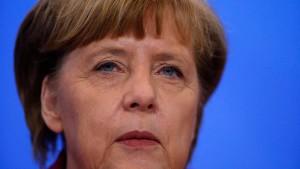 Merkel: Vertrauen in Rechtsstaat darf nicht erschüttert werden