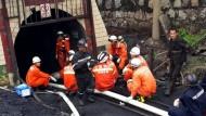 22 chinesiche Bergleute vermisst