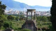 Totenruhe: Die Friedhöfe Pompejis lagen wie bei allen römischen Städten extra muros, also außerhalb der Mauern.