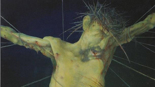 Spiegelbilder vom Fallen und Auferstehen