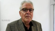 Der ehemalige Kunstkritiker der F.A.Z., Eduard Beaucamp