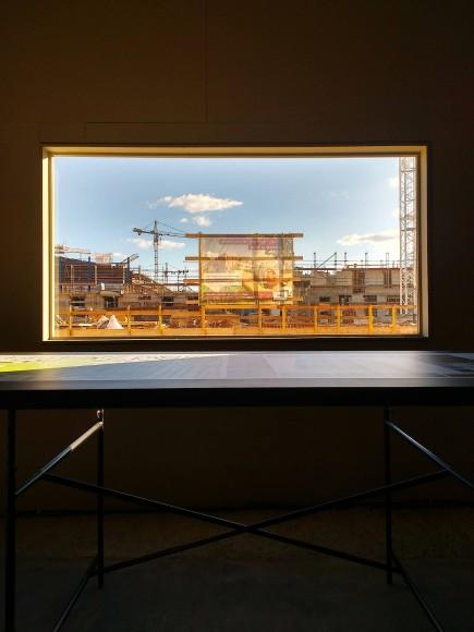 bilderstrecke zu ausstellung alle wollen wohnen auf clouth gel nde in k ln bild 1 von 4 faz. Black Bedroom Furniture Sets. Home Design Ideas