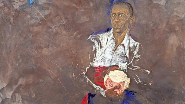 Die Schmierentragödien des Obama