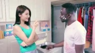 Umstrittener Werbeclip von Leishang Cosmetics