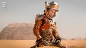 """Videokritik: """"Der Marsianer"""" von Ridley Scott"""
