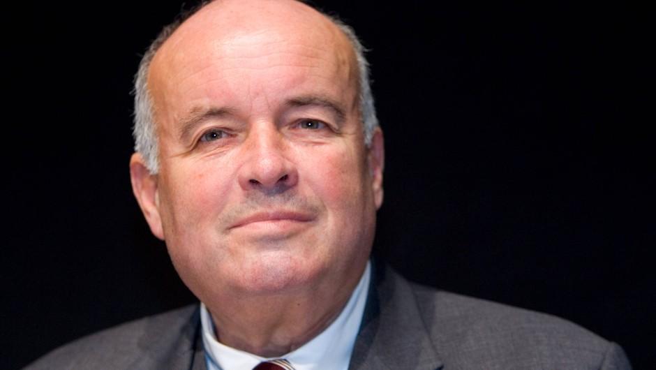 Gottfried Honnefelder ist Vorsteher des Börsenvereins des Deutschen Buchhandels