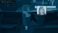 """Wer wacht über die Augen der Wächter? Im Computerspiel """"Orwell"""" fahndet der Spieler mit Kameraaufzeichnungen und Daten sozialer Netzwerke nach Tätern."""