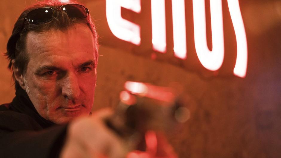 """Was ist denn mit dem los? Kommissar Mario Kopper (Andreas Hoppe) ist für gewöhnlich ein ruhiger Vertreter. Doch jetzt ist im """"Tatort"""" alles anders."""