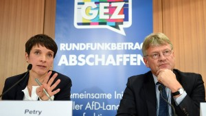 """""""Rundfunkbeitrag abschaffen"""""""