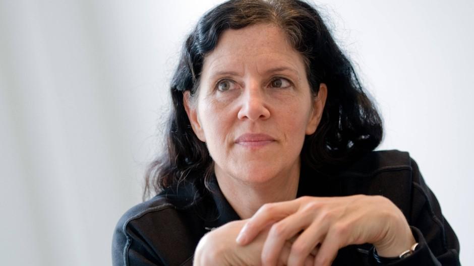 Sie will wissen, warum die amerikanische Regierung ihr nachstellt: Laura Poitras