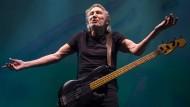 Er nennt es Opposition gegen Israel, andere nennen es Antisemitismus: Roger Waters.