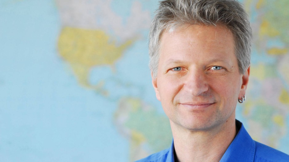 """Frank Dörner ist Geschäftsführer von """"Ärzte ohne Grenzen"""""""