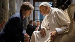 Braucht der Papst Panzerfäuste?