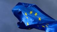 Flagge zeigen für Europa: Der Europäischen Rundfunkunion (EBU) sind 72 Rundfunksender aus 56 Staaten angeschlossen.