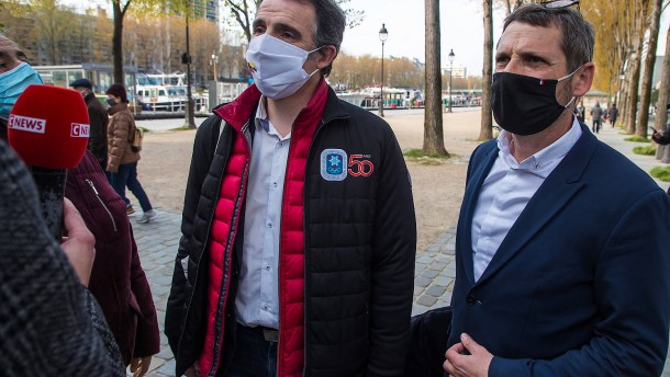 Frankreichs Grüne machen Ernst