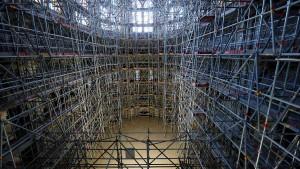 Notre-Dame ist abgesichert