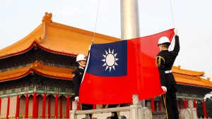 Sag niemals Taiwan!