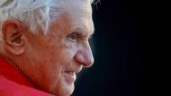 Gibt Auskunft über die Gründe seines Rücktritss: Benedikt XVI.