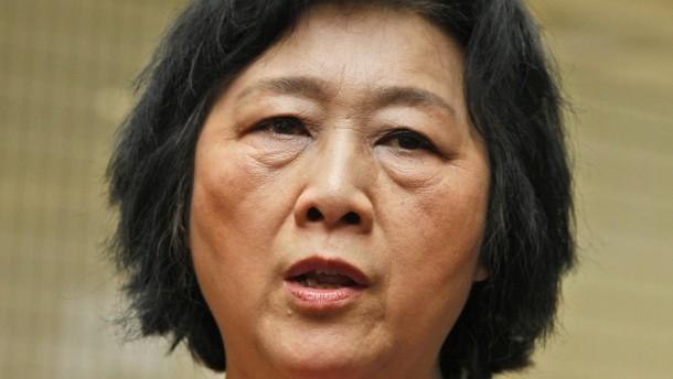 Journalistin Gao Yu weiter in Beugehaft