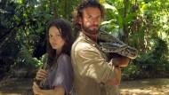 Sie spielt Dschungelprinzessin, er verdrischt Piraten