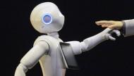 Wenn der Roboter emotional wird