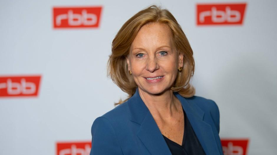 """""""Wir müssen besser als bisher auf neue Entwicklungen vorbereitet sein, die vielleicht schneller kommen, als wir denken"""", sagt Patricia Schlesinger."""