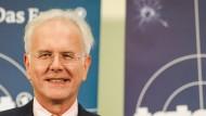 """Im Dezember 2015 als Chef des Ermittler-Teams im neuen Schwarzwald-""""Tatort"""" vorgestellt: Harald Schmidt"""