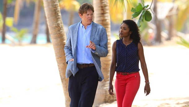 s dsee krimi die serie death in paradise legt ab. Black Bedroom Furniture Sets. Home Design Ideas