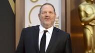 Der Hollywood-Glanz war einmal: Harvey Weinstein.