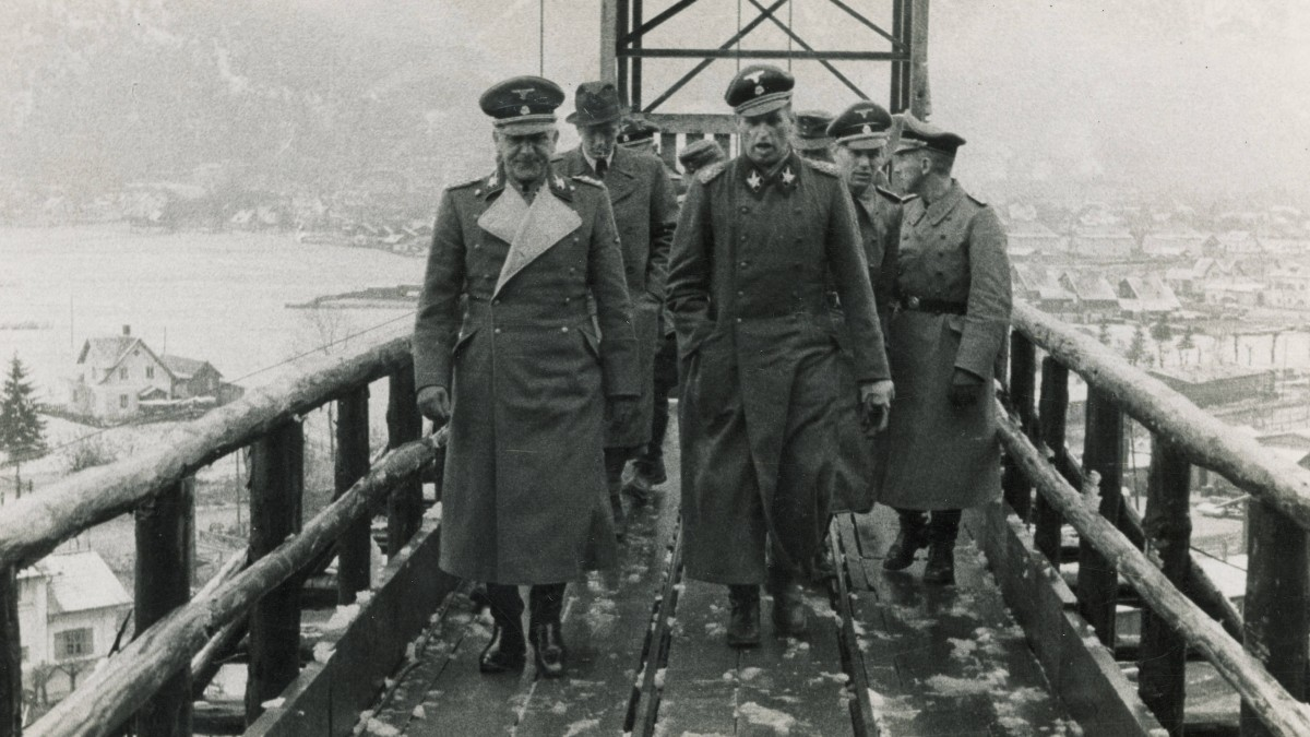 Der verschwundene SS-General