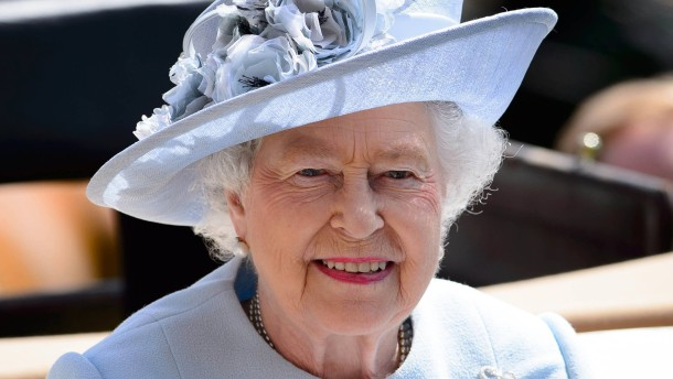 Die Königin im Goldfischglas