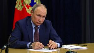 Putin macht die Presse platt