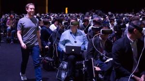 Die Zukunft, wie Mark Zuckerberg sie sieht