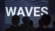 """Nicht zu übersehen: Das Thema des """"Global Game Jams 2017"""" heißt """"Waves"""", Wellen."""