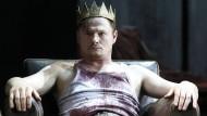 König ist ein Schauspieler oft, aber er will auch mitentscheiden: Shenja Lacher 2013 als Orest am Residenztheater.