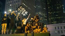 Hongkong wehrt sich weiter
