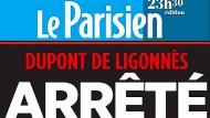 """Fehlalarm: """"Le Parisien"""""""