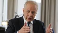 """""""Der Zuspruch, den wir in der Corona-Zeit erhalten, ist ein hoffnungsvolles Zeichen für alle, die seriösen Journalismus machen wollen"""": der ARD-Vorsitzende und WDR-Intendant Tom Buhrow ."""