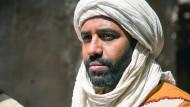 Der Aufständische: Eskindir Tesfay stellt in den Spielszenen der Dokumentation Muhammad Ahmad dar.